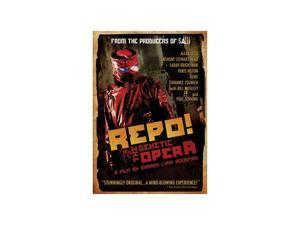 Repo! The Genetic Opera Alexa Vega, Paris Hilton, Paul Sorvino, Anthony Head, Bill Moseley, Nivek Ogre, Sarah Power