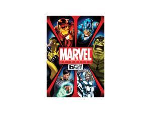Marvel Animation 6 Film Set
