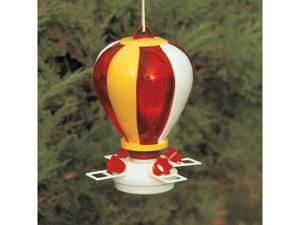 Artline Cherry Valley Feeder Striped Balloon Hummingbird Feeder - 32 Ounce