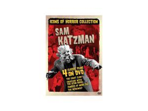 Sam Katzman: Icons Of Horror Collection