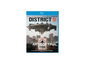 District 9 (BR / 2 DISC / WS 1.85 A / DD 5.1 / ENG-HI-SUB / FR-Both / Digital CoSharlto Copley&#59; David James&#59; Jason Cope&#59; ...