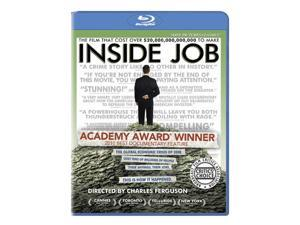 Inside Job (Blu-ray/WS)