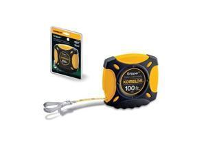 Komelon 9901IM Gripper 3/8in X 100Ft/30m Measuring Tape