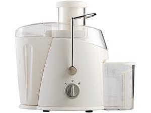 BRENTWOOD JC-452W 350ml Juice Extractor, 400 Watts (White)