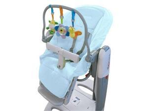 Peg Perego IAKTAB00-IN31 Tatamia Accessories Kit - Azzurro plush  soft baby blue