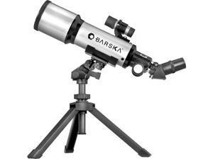 Barska 40070 Refractor Telescope