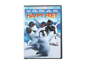 Happy Feet (DVD / Widescreen Edition / Dolby Digital 5.1 EX / ENG-SP-FR-SUB) Carlos Alazraqui, Lombardo Boyar, Johnny A. Sanchez, Robin Williams, Elijah Wood