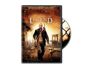 I Am Legend (DVD / WS Edition / ENG-SP-FR-SUB) Will Smith, Alice Braga, Charlie Tahan, Salli Richardson, Willow Smith