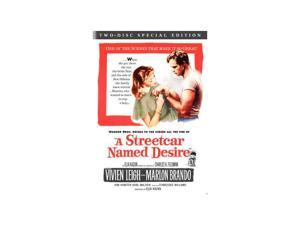 A Streetcar Named Desire Marlon Brando, Vivien Leigh, Kim Hunter, Karl Malden, Rudy Bond, Nick Dennis, Peg Hillias, Wright ...