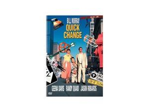 Quick Change Bill Murray, Geena Davis, Randy Quaid, Jason Robards, Bob Elliott, Philip Bosco, Tony Shalhoub