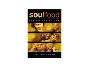 Soul Food: The Complete Second Season