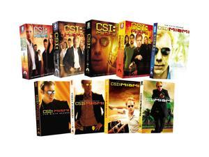 CSI Miami: Seasons 1-9 (DVD/Ws/NTSC)