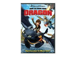 How to Train Your Dragon (DVD / NTSC / WS) Jay Baruchel (voice), Gerard Butler (voice), America Ferrera (voice), Craig Ferguson (voice), Jonah Hill (voice)