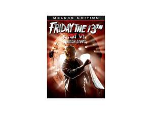 Friday The 13th, Part VI: Jason Lives Thom Mathews, Jennifer Cooke, Ron Palillo, David Kagan, Renee Jones, Kerry Noonan, ...