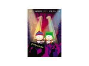 South Park: The Complete Eleventh Season (DVD) Trey Parker, Matt Stone, Isaac Hayes, Adrien Beard, B.J. McCrory