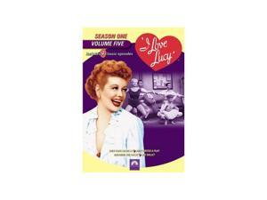 I Love Lucy: Season One, Vol. 5