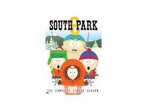 South Park: The Complete Eighth Season (1997 / DVD) Trey Parker, Matt Stone, Isaac Hayes, April Stewart, Mona Marshall