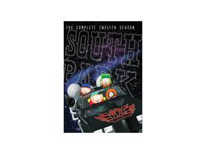 South Park: The Complete Twelfth Season (2008 / DVD)