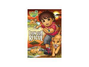 Go Diego Go: Lion Cub Rescue
