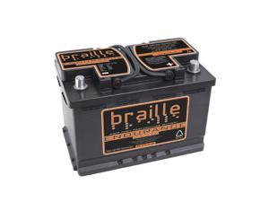 Group 48 Braille Endurance AGM Battery B7548