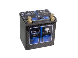 Braille Lithium Micro-Lite Carbon Battery