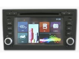 Audi A4 03-08 D99 Dynavin DVD GPS Navigation Radio