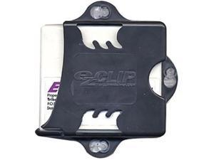 EZ Pass Black Toll Pass Transponder Holder for NY, NJ, NH, ME, MA, Il, DE, MD, SC, VA, PA, IN