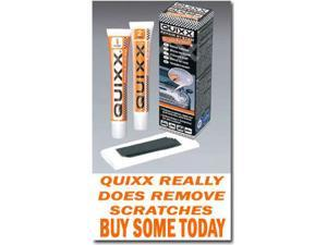 Quixx Repair System High Performance Paint Scratch Remover Permanent Repair Kit