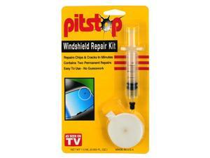 Pitstop Windshield Repair Kit