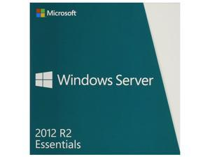Microsoft Windows Server 2012 R2 Essentials 64-Bit - Retail