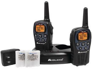 Midland LXT560VP3 Radios with Batteries/Charger