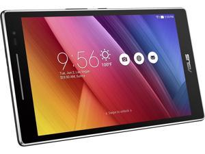 "ASUS Zenpad 8 Z380M-A2-GR Tablet MTK MT8163 (1.30 GHz) 2 GB LPDDR3 16 GB eMMC 8.0"" IPS Touchscreen 1280 x 800 2 MP Front / 5 MP Rear Camera Android 6.0 (Marshmallow) with White Carrying Case"