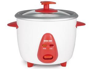 Better Chef 3-Cup Automatic Rice Cooker IM-403R