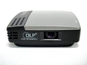 RoyalTek® DLP™ Pico Projector, PJU-2100, up to 50 inches, power by USB