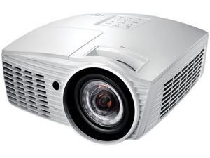Optoma - EH415ST - Optoma EH415ST 3D Ready DLP Projector - 1080p - HDTV - 16:9 - Front, Rear, Ceiling - 280 W - 3000