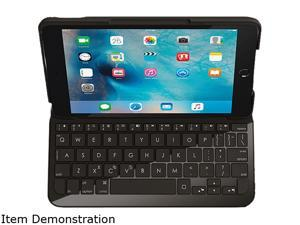 Logitech 920-007955 Logi Focus Protective Case with Integrated Keyboard for iPad Mini 4 by, Dark Blue