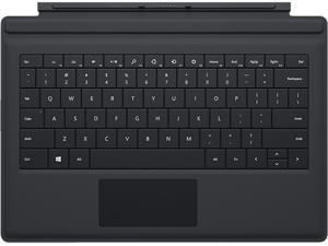 Microsoft Surface Pro 3 Type Cover Slim Backlit Keyboard, Black #RD2-00080