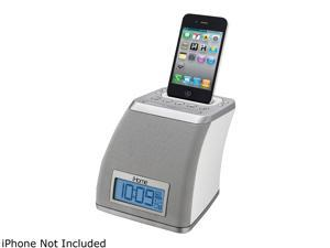 iHome iP21W App-friendly alarmclock white