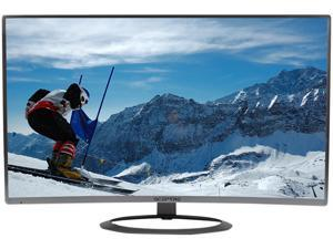 "Sceptre C325W-1920R 32"" 5ms Ultra Slim Curved Monitor, 220 cd/m2 DCR 12,000:1, VESA Mountable, Viewing Angle 178/178, HDMI, Displayport, VGA"