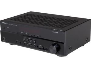 Yamaha RX-V375 5.1 Channel 3D AV Receiver (Black)