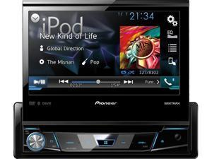 "Pioneer AVH-X7700BT 7"" Flip Out DVD/CD Receiver with Bluetooth"
