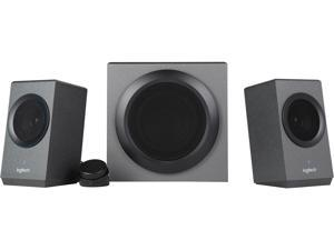 Logitech Z337 Bold Sound Bluetooth 2.1 Speaker System for Computers, Tablets and Smartphones