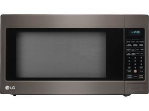 LG  2 Cu.Ft. Black Stainless 1200 Watt Counter-Top Microwave