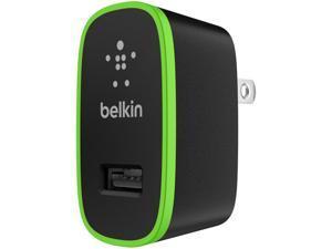 BELKIN F8J052ttBLK Black Home Charger 2.1 Amp