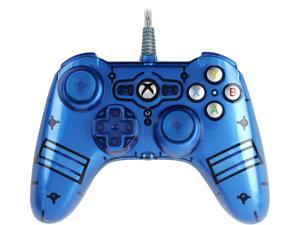 Xbox One Liquid Metal Sidekick Wired Controller - Blue