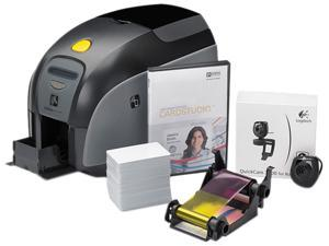 Zebra Z31-0000B200US00 QuikCard ID Solution with ZXP Series 3 single-sided card printer