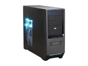 XCLIO Color I Black Computer Case