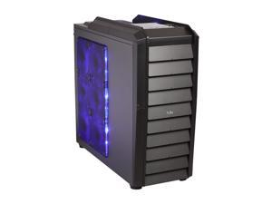 XCLIO Touch 787 Black Finish Super Tower Computer Case
