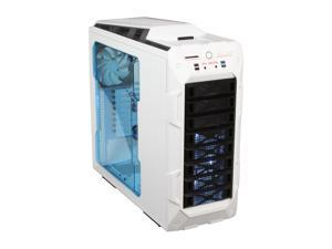 IN WIN GRone White 0.8mm SECC Steel ATX Full Tower Computer Case