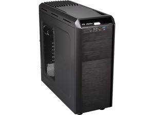 IN WIN G7 Black 0.6mm SECC Steel ATX Mid Tower Computer Case